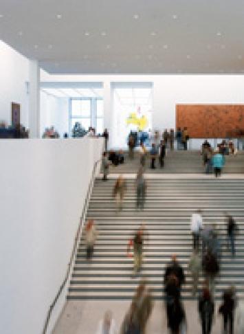 Olaf Nicolai, ‹Escalier du Chant› | Artlog