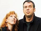 Hendrikje Kühne (*1962) und Beat Klein (*1956), Foto: Guido Nussbaum