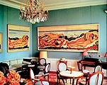 Louise Lawler, Salon Hodler, 1992/1993, Cibachrome, 125,1 x 148,6 cm