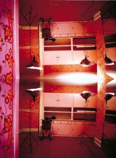 Rachel Khedoori · Ohne Titel, Pink Room 5, 2001, Sammlung Friedrich Christian Flick, Courtesy Rachel Khedoori, Foto: A. Burger, Zürich
