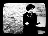 Janos Urban: Cross Talks, 1977, Video für Monitor, Farbe, mit Ton, 10 min