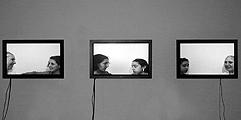 Zineb Sedira · Mother Tongue, 2002, © Zineb Sedira