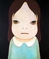 White Night, 2004, Acryl auf Leinwand, 80 x 65 cm