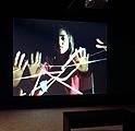 Doug Aitken · I am in you (linear version), 2000, Installationsansicht Sammlung Goetz, Foto: Wilfried Petzi, München © Sammlung Goetz und Künstler