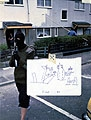 Martin Kippenberger · Ohne Titel, 1986, Leihgeber: Sammlung Speck, Köln, Courtesy Nachlass Martin Kippenberger, Galerie Gisela Capitain, Köln