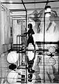 Stanislav Filko · Environment Universel, 1966/67, Maison de la culture Grenoble, 1968, Oldenburg, Kunstverein und Kunsthalle Wilhelmshaven, 1969