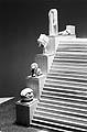 Ilya und Emilia Kabakov · Der Lebensbogen (Trümmerfragment einer Treppe), 2002, Modell