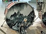 Vincent Kohler · Vintage Drums Ensemble, 2004 (détail)