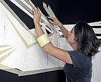 Christine Rusche (*1971 in Kühlungsborn/D) lebt und arbeitet in Rotterdam und Stuttgart.