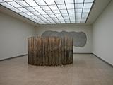 Rolf Graf · Most und Karfunkel, 2006, Installationsaufnahme Kunsthaus Glarus