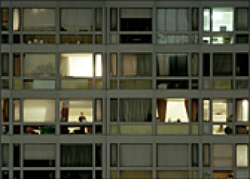 Anna Malagrida · Without title (from the series «interiores»), 2000-2002, C-print, 100 x 140 cm