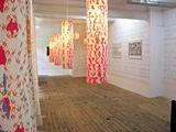 Ueli Etter · «Hotel zum Reigen», 2006, Ausstellungsansicht, Galerie Hubert Bächler, Zürich