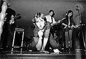 Ladyshave, Mother´s Ruin · Konzert in Wolfenschiessen 1980, mit Phil Esposito und Beat Schlatter, Foto: Katja Becker