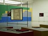 Julie Ault / Martin Beck · Installation, Secession 2006, Foto: Alexander Koller