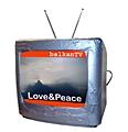 Zeljka Marusic und Andreas Helbling · Love & Peace, balkanTV