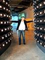 Marc-Oliver Wahler, Direktor des Palais de Tokyo, Paris, bei der Vorstellung seiner ersten Ausstellung «5 Mrd. Jahre», Foto: texte&tendenzen