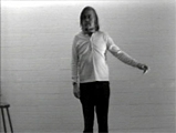 John Baldessari · I Am Making Art, 1971, Courtesy Electronic Arts Intermix (EAI), New York