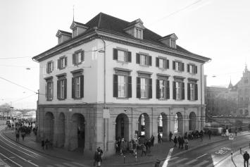 Helmhaus.Foto:Dominik Zietlow
