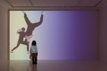 ‹Kunstankäufe der Stadt Zürich 2011-2018›,Helmhaus,Kunst: Szene Zürich 2018.Foto:Dominik Zietlow