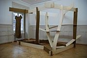 Giro Annen · Skulptur für ein Kleid, 2002