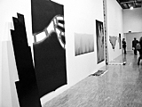 Michael Hakimi · in der Ausstellung «le nuage Magellan», espace 315, Centre Pompidou, Paris, Foto: texte&tendenzen