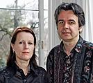 Klara Schilliger, Valerian Maly, Foto: Melanie Uerlings