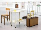 Mona Hatoum · Mobile Home II, 2006, © Alexander and Bonin, New York; White Cube, London; Mona Hatoum, Foto: Jens Ziehe