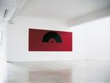 FRANCIS BEAUDEVIN · Polydor, 2002, acrylique sur toile, 150 x 350 cm, Collection: Frac, Région de Franche- Comté, Besançon. Courtesie Art Concept, Paris, Photographie: Droits réservés