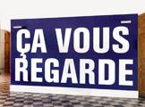 Christian Robert-Tissot · Ça vous regarde, 1995-2008, Collection de l'artiste. Foto: EAC estelle epinett