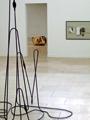 Ohne Titel, 2007; Zeichnung aus der Serie Intranquility, 2007; Rock, 2007, Ausstellungsansicht in der Villa Arson. Courtesy für alle Bilder: Galerie Johann König, Berlin; Emmanuel Perrotin, Miami, Paris; Almine Rech, Brussel