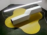 Clausur Installazione (dettaglio) Tecnica mista, 2007