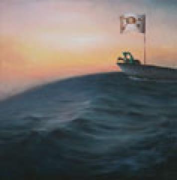 Aus [ExBolígrafo]2 Öl auf Leinen, 20 x20 cm, 2007
