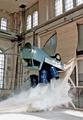 Unfall als Skulptur, 2008, Kunstraum Dornbirn.Foto Michael Bodenmann