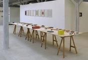 Stefan Gritsch · Ausstellungsansicht, 2008.?Foto: Brigitt Lattmann
