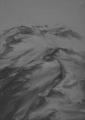 Conrad J. Godly · Zwischen Himmel und Erde, Ohne Titel, Nr. 34, 2008, Öl auf Leinen/Baumwolle, 70 x 50 cm. Courtesy Galerie Luciano Fasciati