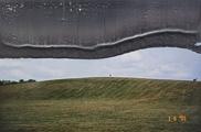 Gerhard Richter · 02 March 05, übermaltes Foto, 10 x 15 cm