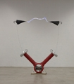 Roman Signer · Regenschirme, 2009. Courtesy Galerie Art:Concept, Paris.?Foto: André Morin