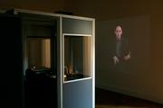 Christoph Keller · Interpreters, 2008, Videoinstallation
