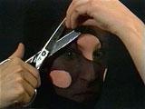 Sanja Ivekovi´c · Personal Cuts, 1982, Vidéo, 3'40', Centre Pompidou/Mnam