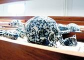 Yang Jiechang · Underground Flowers 1989-2000, Ausstellungsansicht X. Lyon-Biennale 2009.