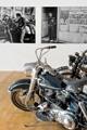 Alain Dister · motos Harley Davidson, 2009