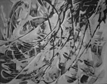 Franz Fedier · Dezember, 1955, Öl auf Leinwand, 95 x 110 cm. © ProLitteris, Zürich
