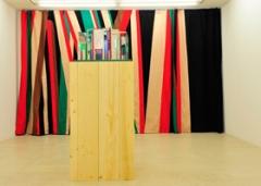 Kerim Seiler · Maintenant, Installationsansicht Grieder Contemporary © ProLitteris, Zürich