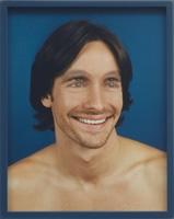 Elad Lassry · Man 071, 2007, C-Print, 35,6 x 27,9 cm. Courtesy of Kordansky Gallery
