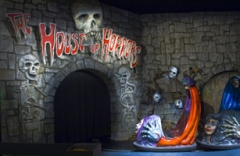Elaine Sturtevant . House of Horrors, 2010, Courtesy Thaddaeus Ropac, Paris/Anthony Reynolds, London.