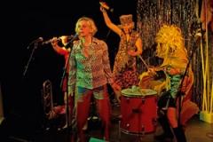 konzert von les reines prochaines in wetzikon, restaurant konter, 2007, fotografie: basil stücheli