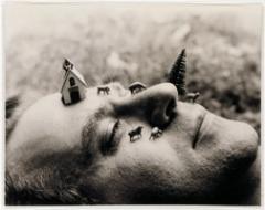 Luis Camnitzer · Landscape as an Attitude, 1979, laminierte Schwarzweissfotografie, 28 x 35,5 cm