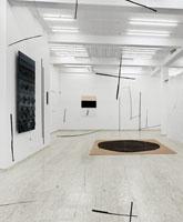 Mitzi Pederson, Alexander Wolff · Ausstellungsansicht Anne Mosseri-Marlio Galerie, Zürich. Foto: Stefan Altenburger