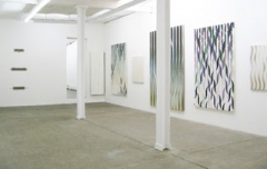 Giacomo Santiago Rogado · Ausstellungsansicht, Galerie Mark Müller, Zürich