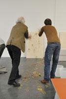 «Bildwurf» im Projektraum Kunstvermittlung, Kunstmuseum Luzern, 2010